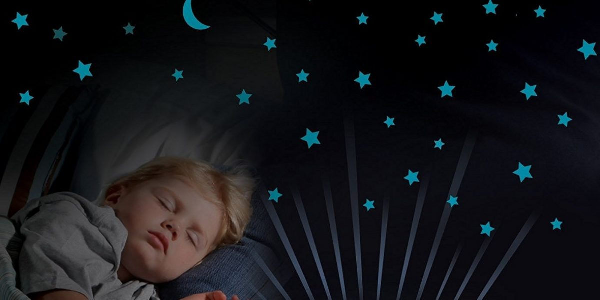 How I Used a Star Projector for My Nursery